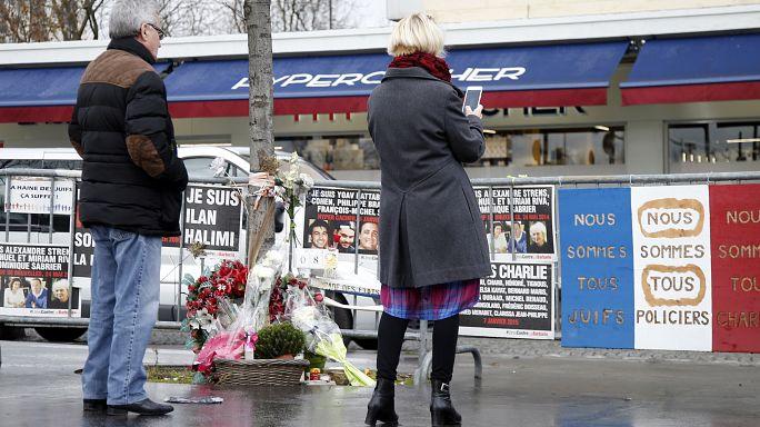 Diez sospechosos detenidos por suministrar armas para los atentados de París de enero de 2015