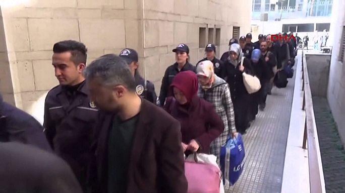 Turquia: Mais de 800 pessoas detidas