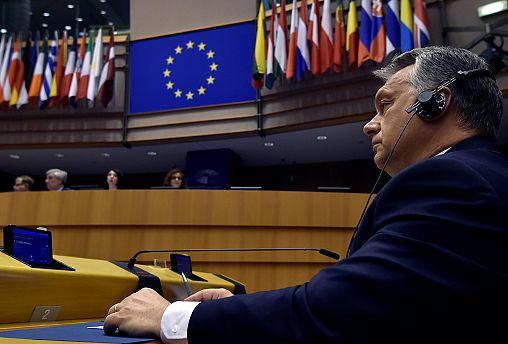 Єврокомісія відкрила судову справу проти Угорщини