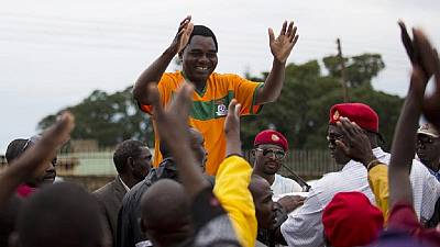 Zambian court okays treason charge against opposition chief