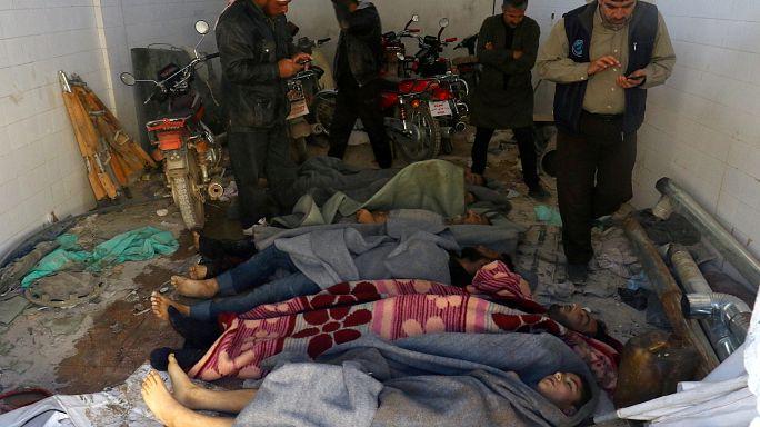 فرنسا: عينات من خان شيخون تثبت استخدام النظام السوري لغاز السارين