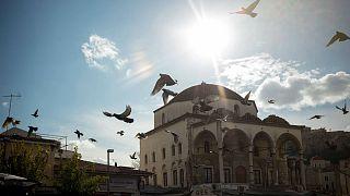 Μια «Επίσκεψη» αγάπης στην Αθήνα με τον Αλέξανδρο Μιστριώτη