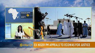 Niger : L'opposant Hama Amadou saisit la cour de justice de la CEDEAO [The Morning Call]