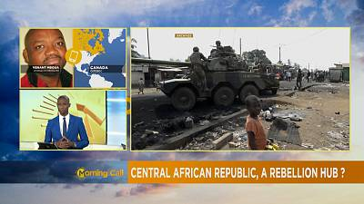 Centrafrique : L'industrie de la rébellion [The Morning Call]