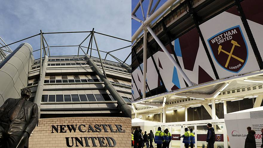 West Ham, Newcastle raided in UK tax fraud probe - reports