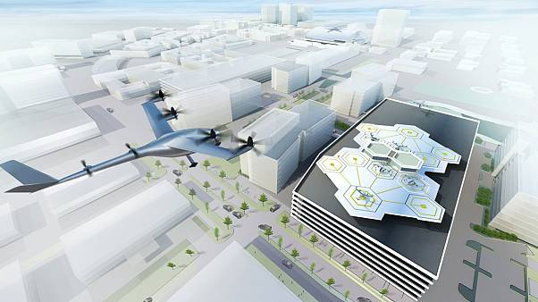 Uber aims for flying taxi service by 2023
