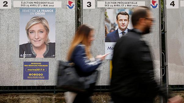 El duelo económico entre Macron y Le Pen