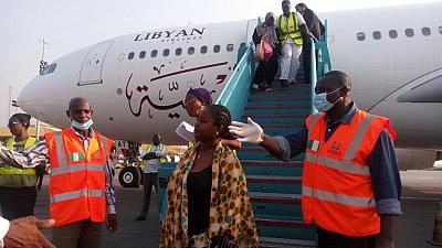 Over 200 stranded Nigerians repatriated from Libya