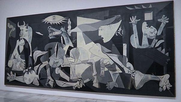 Guernica: 80 éve bombázták le a baszkföldi kisvárost