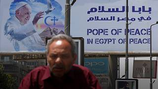 Pope to strengthen ties with Islam during Egypt trip