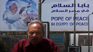 El Papa llega a Egipto el viernes en un viaje de alto riesgo