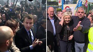 Γαλλία: Αντιπαράθεση Μακρόν και Λε Πεν για την Whirlpool