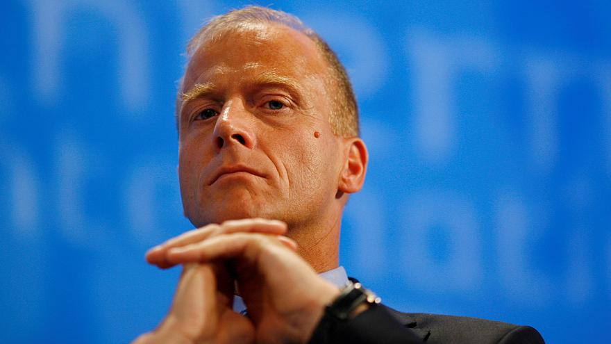 Airbus boss Thomas Enders denounces Eurofighter fraud probe