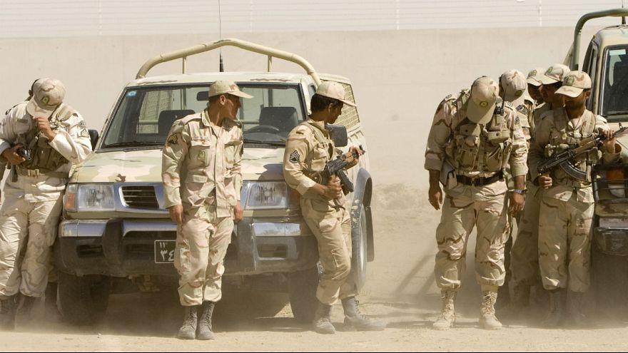 کشته شدن ۱۰ مرزبان در سیستان و بلوچستان