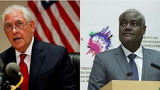 Quand le secrétaire d'État américain refuse de rencontrer Moussa Faki qu'il a lui-même invité