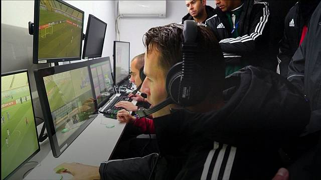 Video referees to be used at Russia 2018