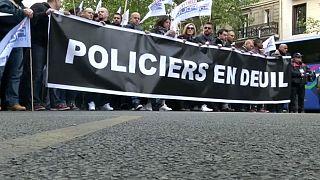 """شرطة فرنسا تتظاهر في باريس من أجل المزيد من """"الحماية"""" و""""الاعتراف"""""""