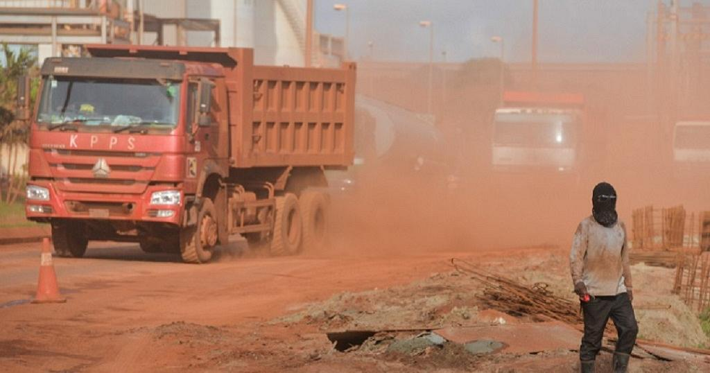 Major Bauxite Mining Hub Hit By Riots In Guinea Africanews