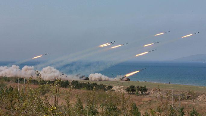 استراتيجية ترامب تهدف إلى تشديد العقوبات على كوريا الشمالية