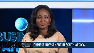 La Chine continue d'encourager un élargissement de ses investissements directs étrangers  en Afrique du Sud.