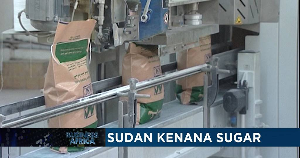 Africa growth rebounding while Sudan takes the lead in white