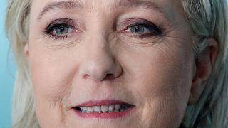 Le Pen és féltve őrzött magánélete