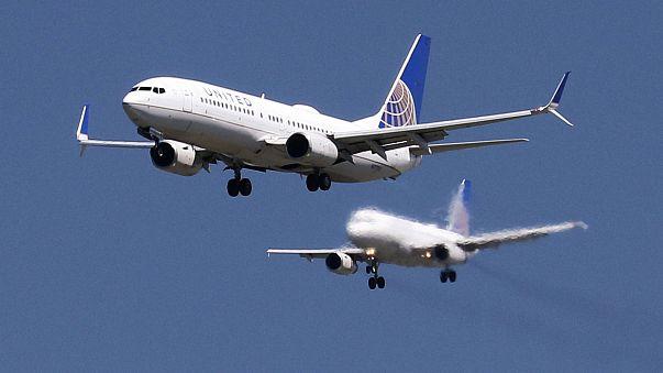 United Airlines kämpft um Kunden
