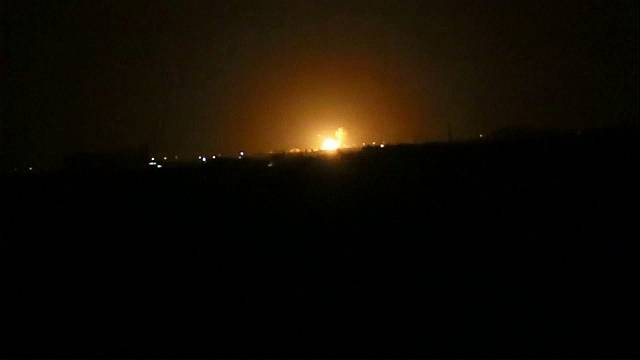 Israel linked to series of blasts in Damascus