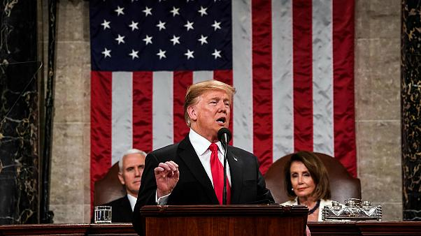 Image: Donald Trump State of the Union