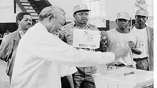 Freedom Day: S. Africa marks 23 years of its first post-apartheid elections