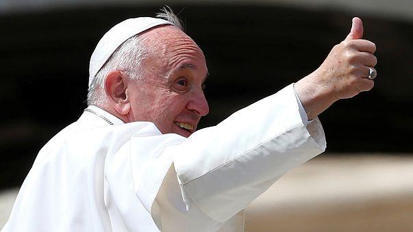 البابا فرانسيس في القاهرة لطمأنة أقباط مصر