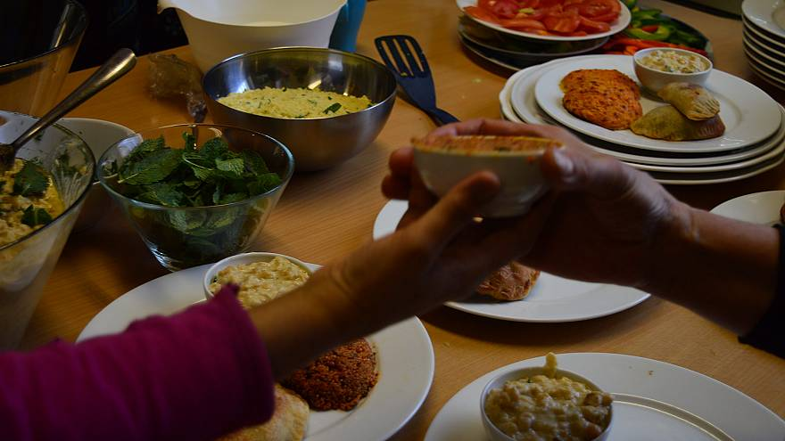 The Swedish melting pot where women work for a better future