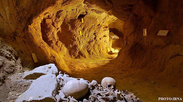 ادامه کاوشها در یک شهر زیرزمینی متعلق به دوره پیش از اشکانیان