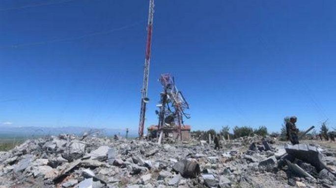 Jesiden und Kurden schlagen Alarm: Angst vor weiteren Luftschlägen der Türkei in Sinjar