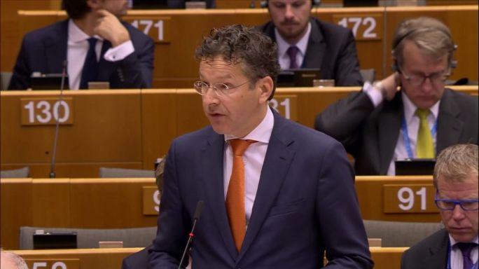 Le chef de l'Eurogroupe est pour un allègement de la dette grecque