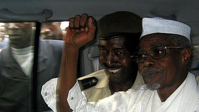 Court upholds life sentence for former Chad ruler Hissene Habre