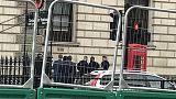 پلیس لندن از بازداشت مردی «مسلح» در نزدیکی پارلمان خبر داد