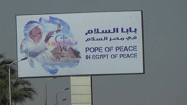 Cairo prepares for Pope Francis' visit to heal ties