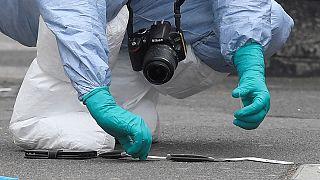 Вооруженный мужчина задержан у здания британского парламента