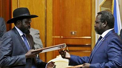 South Sudan: East African states, South Africa oppose Machar's return