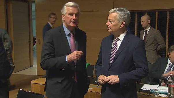 """Barnier sobre Brexit: """"Estamos unidos, temos uma linha clara"""""""
