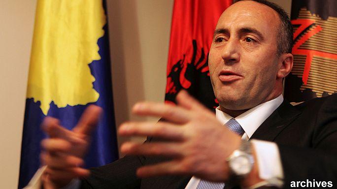 Fransa Kosovalı lider Haradinaj'ı serbest bıraktı Sırbistan karara tepki gösterdi
