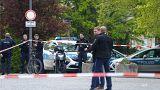 Schüsse vor Krankenhaus in Berlin Kreuzberg