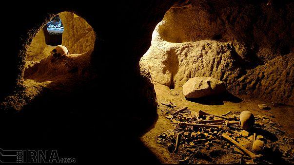 Ősi várost fedeztek fel Iránban