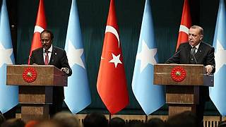 Western countries are playing ostrich in the face of famine in Africa - Erdogan