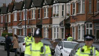 بازداشت چهار مظنون به تدارک برای اقدام تروریستی در لندن