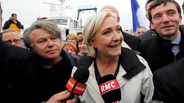 Eine ungewöhnliche Familie: Wer hat Einfluss auf Marine Le Pen (48)?