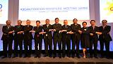 ASEAN zirvesi anti-Amerikan protestolarla başladı