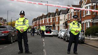 Антитеррористическая операция в Лондоне: задержаны пять человек