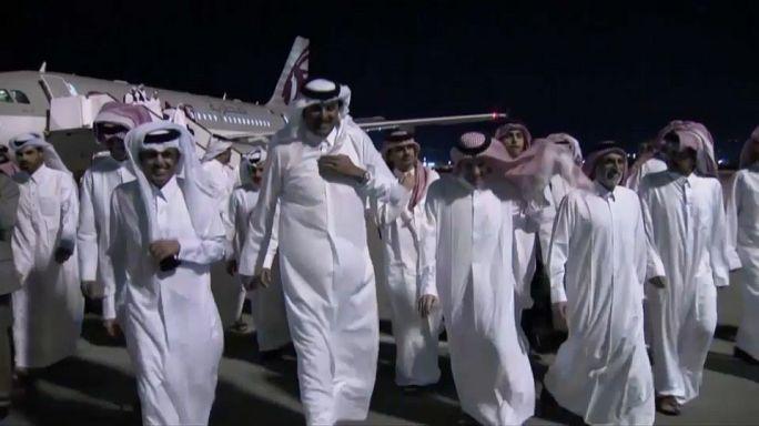 قطر: فدية الافراج عن المختطفين القطريين كانت بعلم السلطات العراقية